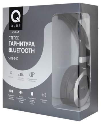 Беспроводные наушники W.O.L.T. QUB STN-240 Silver