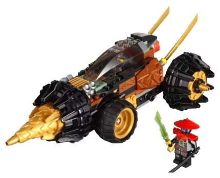 Конструктор LEGO Ninjago 70669 Земляной бур Коула