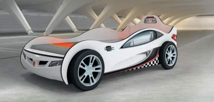 Кровать-машина Cilek Carbed Coupe белая 90х190