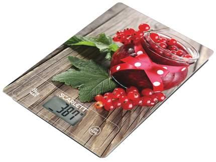 Весы кухонные SCARLETT SC-KS57P36
