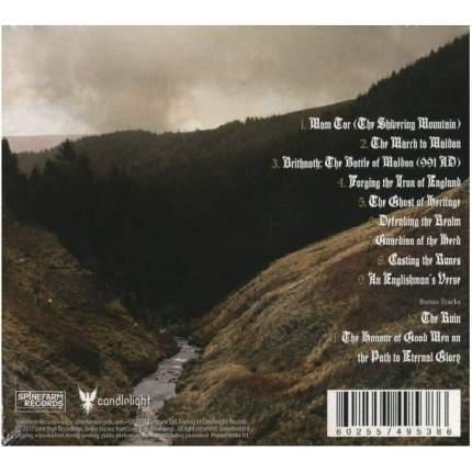 "Аудио диск Winterfylleth ""The Ghost Of Heritage"" CD"