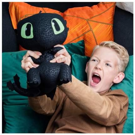 Мягкая игрушка Spin Master Как приручить дракона-3 - Беззубик (звук), 25 см