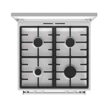 Комбинированная плита Gorenje K6122WF White