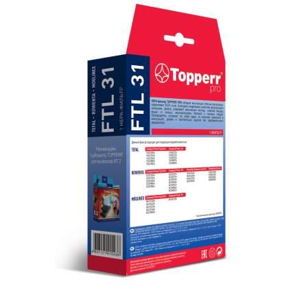 НЕРА фильтр Topperr FTL31 для пылесосов Tefal, Rowenta, Moulinex
