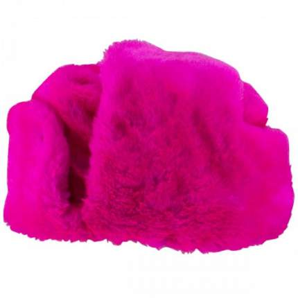 Шапка-ушанка VT 1407964, розовая, One Size