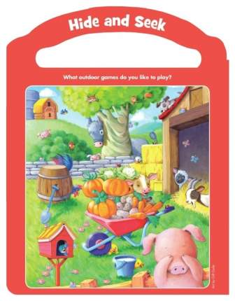 """Книга Random House """"My First Hidden Pictures Learning Fun. Board book"""""""