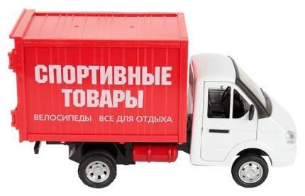 """Инерционный фургон """"Спорттовары"""" Joy Toy"""
