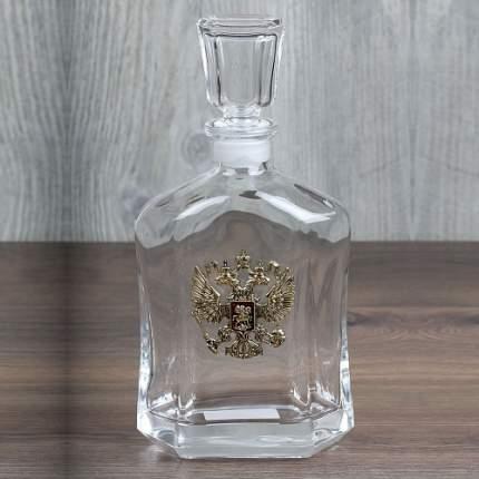 Набор Город подарков штоф Капитол Герб +4 бокала для виски Спасская Башня 050203223
