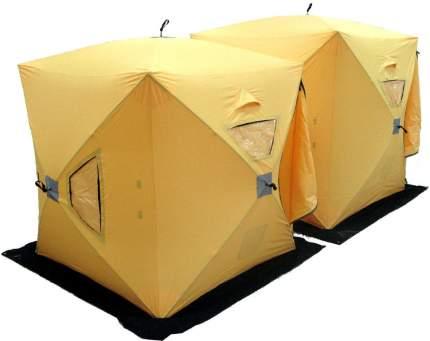 Палатка для рыбалки Tramp IceFisher двухместная yellow
