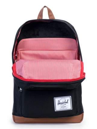 Рюкзак женский  Pop Quiz черный/коричневый