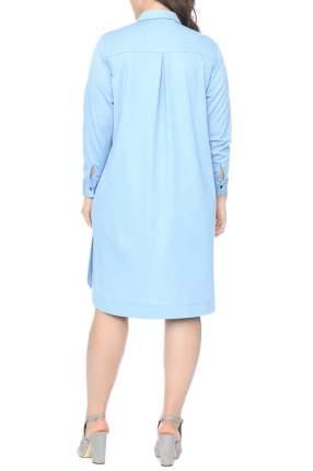 Платье женское SVESTA R688BLECI голубое 52 RU
