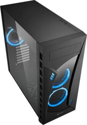 Корпус компьютерный Sharkoon NIGHT SHARK BLUE