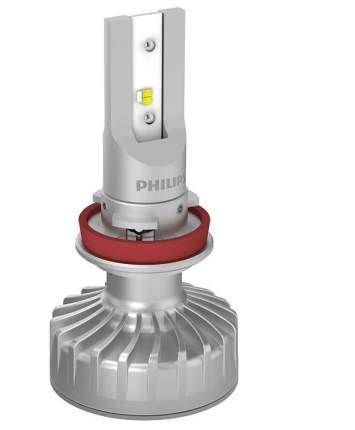 Комплект Светодиодных Ламп 2шт Led Fog H8/H11/H16 6200k 12v Philips арт. 11366ULWX2