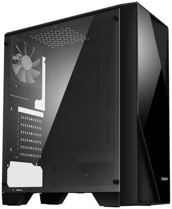 Компьютерный корпус Zalman S1 без БП transparent/black