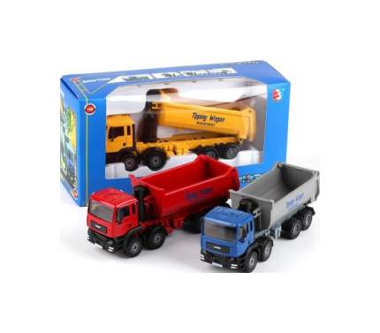 Самосвал Kaidiwei Tipping Wagon 625006 Красный; синий; желтый