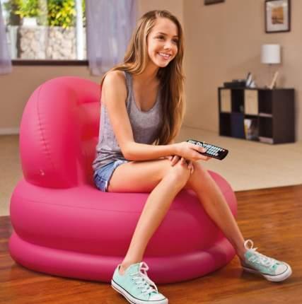 Intex, 68592, Надувное кресло Mode Chair, 84х99х76см, цвет Розовый