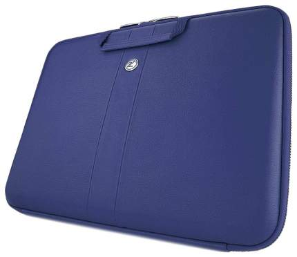"Чехол для ноутбука 12"" Cozistyle Smart Sleeve Leather Blue Nights"