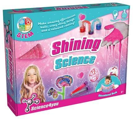 Набор для исследования Science4You блестящие эксперименты