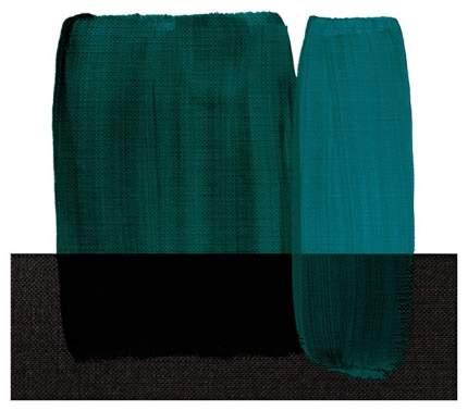 Акриловая краска Maimeri Acrilico M0924409 зелено-голубой 200 мл