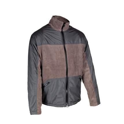 Костюм для охоты флисовый Huntsman Пикник-Люкс 60-62, серый, мужской
