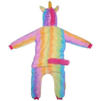 Пижама-кигуруми Lilkrok Радужный Единорог 148-159 см
