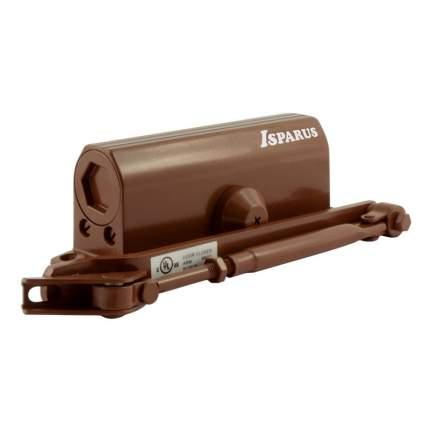 Доводчик дверной НОРА-М Isparus 430 морозостойкий (от 50 до 110 кг) - Коричневый