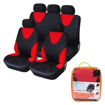 """Чехлы для сидений """"RS-1k"""", передние/задние(9 предметов), AIRLINE ACS-PP-05"""