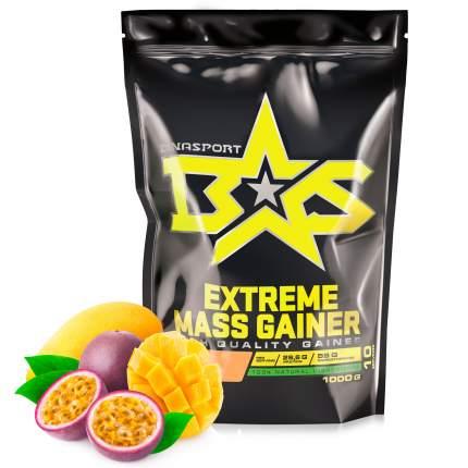 Гейнер Binasport Extreme Mass Gainer, 1000 г, mango-passionfruit