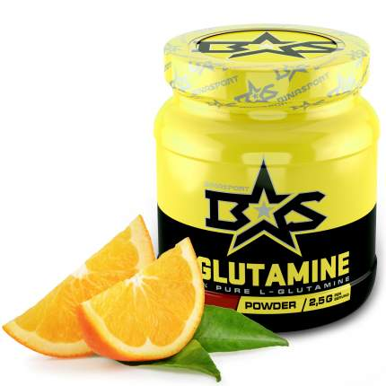 L-Glutamine Binasport, 500 г, orange