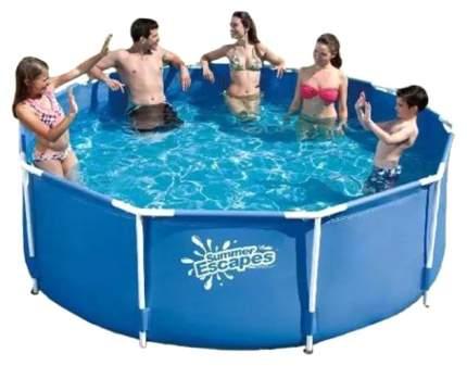 Каркасный бассейн Polygroup P20-1042 305x305x106 см