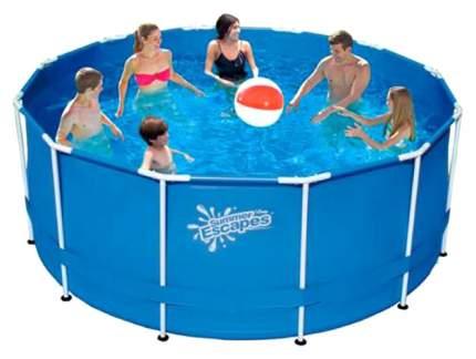 Каркасный бассейн Polygroup Summer Escapes P20-1042-A 305x305x106 см