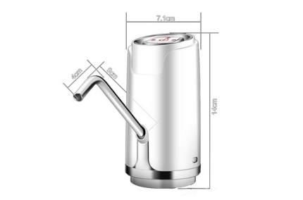 Помпа электрическая ZDK Water E20 Battery White