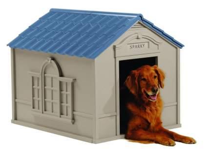 Будки, вольеры, клетки для собак