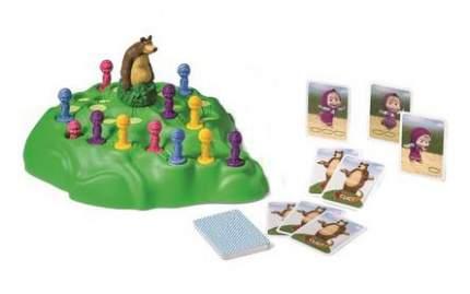 Настольная игра «маша и медведь.поймай мишку»