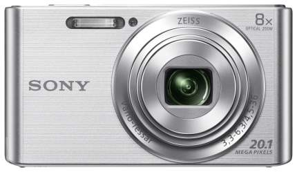 Фотоаппарат цифровой компактный Sony Cyber-shot DSC-W830 Silver