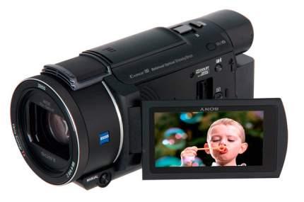 Видеокамера цифровая 4K Sony FDR-AX53 Black