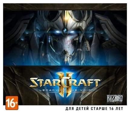 Игра для PC Starcraft II: Legacy Of The Void