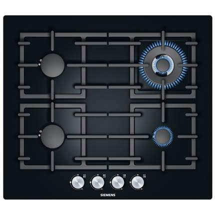 Встраиваемая варочная панель газовая Siemens EP616HB91E Black