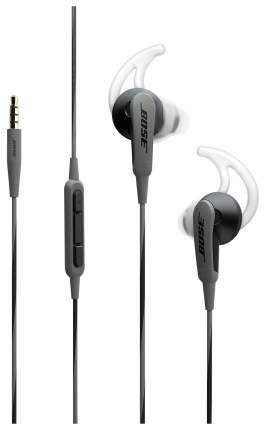 Наушники Bose SoundSport In-Ear Charcoal Black to Android