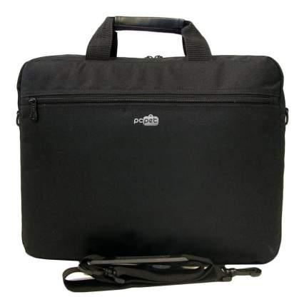 "Сумка для ноутбука 15.6"" PC Pet A1415BK черная"