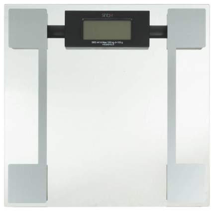 Весы напольные Sinbo SBS 4414 Серебристый, черный