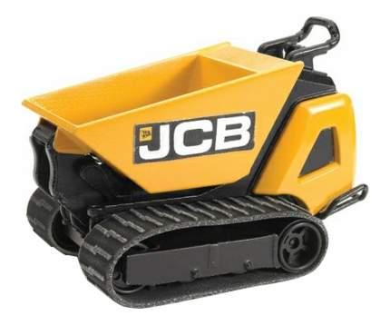 Гусеничный перевозчик сыпучих грузов Bruder Jcb dumpster htd-5