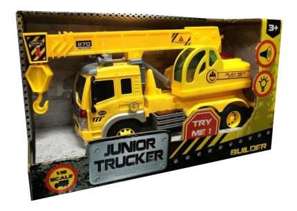 Самосвал Dave Toy Junior Trucker 1:16