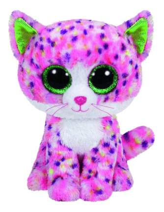 Мягкая игрушка TY Beanie Boos Котенок розовый Sophie 25 см