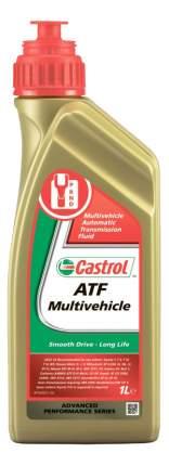 Трансмиссионное масло Castrol ATF Multivehicle 1л 154F33