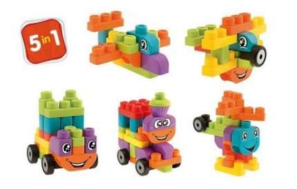 Конструктор для малышей Chicco Набор строительных блоков Машины 5181