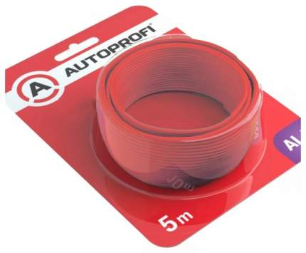 Кабель автомобильный Autoprofi 2 мм 14AWG Красный APW 142
