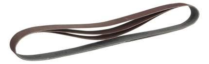 Шлифовальная лента для ленточной шлифмашины и напильника Зубр 35547-320