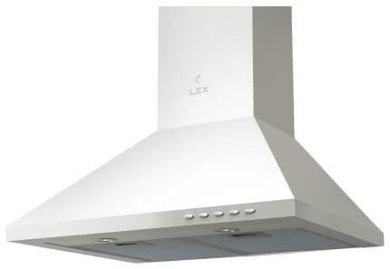 Вытяжка купольная LEX Biston Eco 500 White