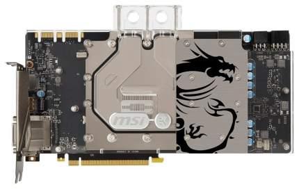 Видеокарта MSI nVidia GeForce GTX 1070 (GTX 1070 SEA HAWK EK X)